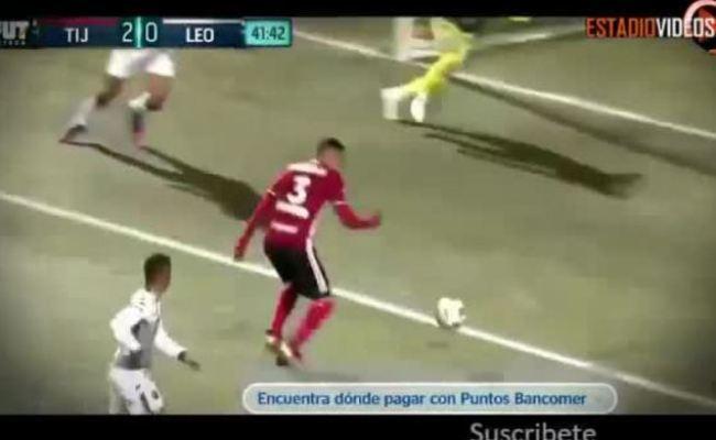 Xolos De Tijuana Vs Leon 2016 3 2 Goles Resumen Cuartos De