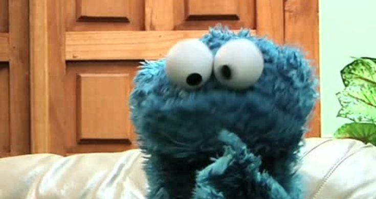 The Origin of Om nom nom nom Sesame Street  Videos  Metatube