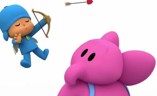Pocoyó Te Desea Un Feliz Día De San Valentín Videos