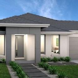 casa exterior casas pintar grises fachada