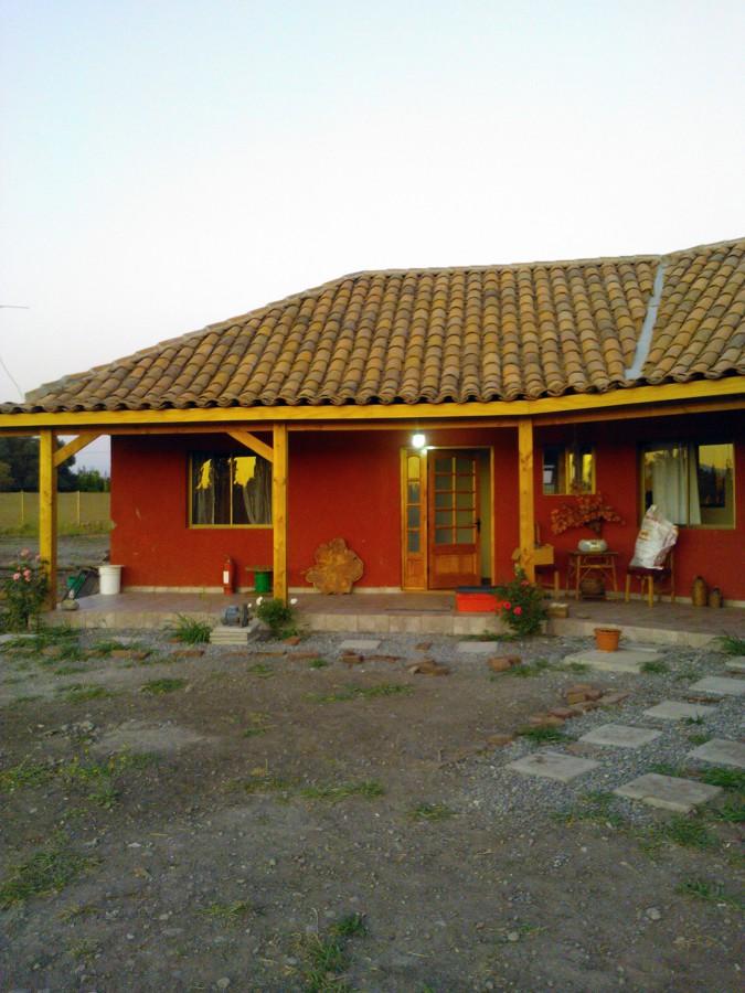 Foto Casa Chilena de Salfate Obras Civiles 21131  Habitissimo