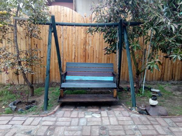 columpio para patio ideas