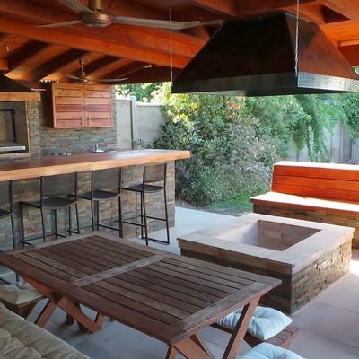 Construccin de piscina y quincho  Valparaso Regin V Valparaso  Valparaso  Habitissimo