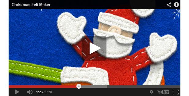 Christmas Felt Maker - 2