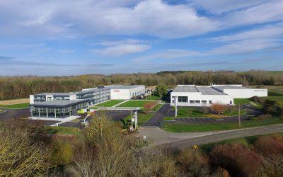 Officiële opening nieuwe CLAAS campus in Ymeray, Frankrijk