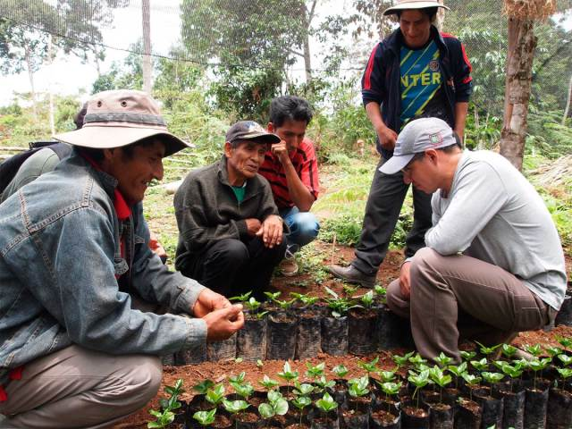Managing Projects On The Basis Of Fairtrade Principles Clac