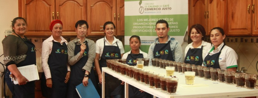 Blog clac first fairtrade coffee quality competition in nicaragua platinumwayz