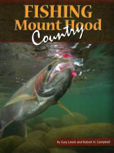 Fishing Mt Hood Country Cover