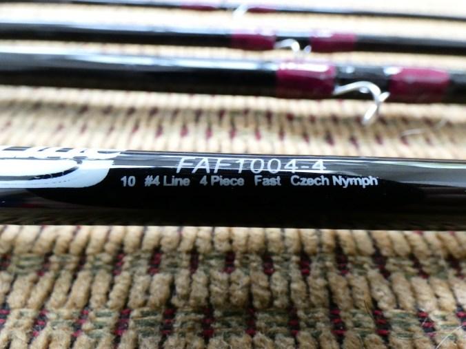 Custom Euro Nymphing Rod