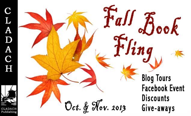 Fall Book Fling ~ Cladach Publishing