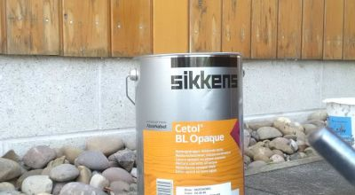 Cladding Coatings Using Sikkens Paint