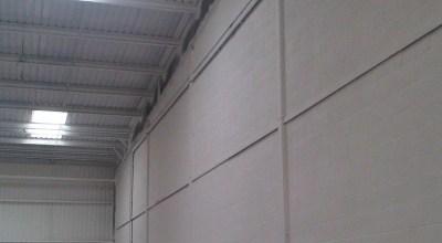 Internal Wall Spraying