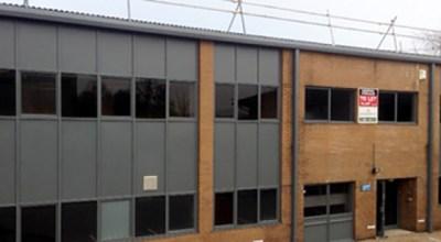 Office Refurbishment, Hertford, Unit 2