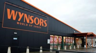 Wynsors After Shopfront Refurbishment