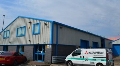 Building after refurbishment