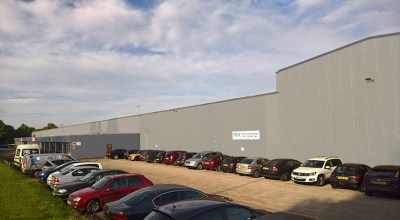 FDC Warehouse Digital Image