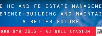 The HE & FE Estate Management Conference