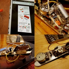 Telecaster Wiring Diagram Mods Hes 5000 Treble Bleed Circuit Maker