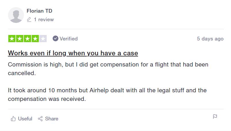AirHelp vs ClaimFlights: Fees Claim Service & Customer Rating
