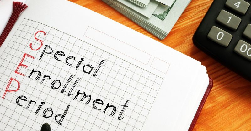 Special enrollment period requirements