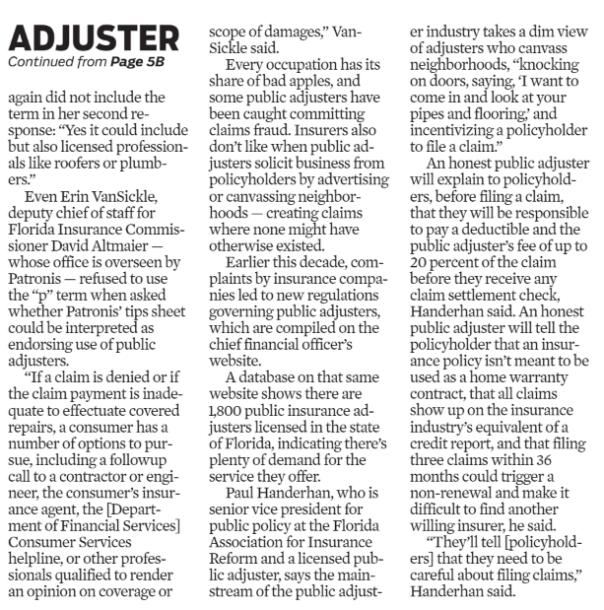 PA Sun Sentinel Article 5.15.18_pg2