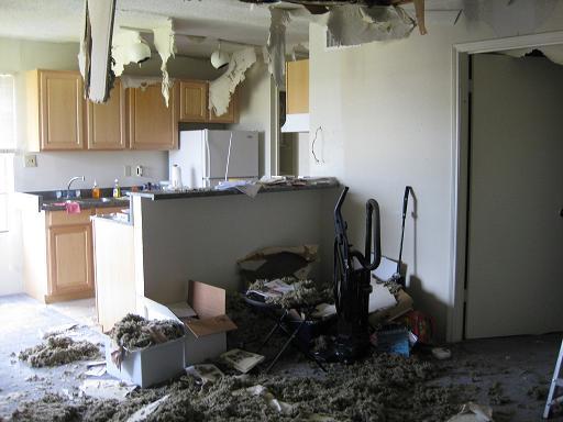 interior water damage public adjusters