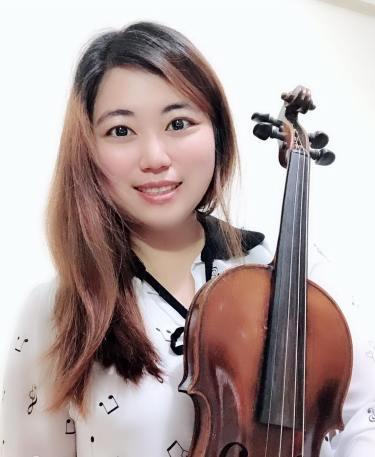 小提琴老師丁喬老師