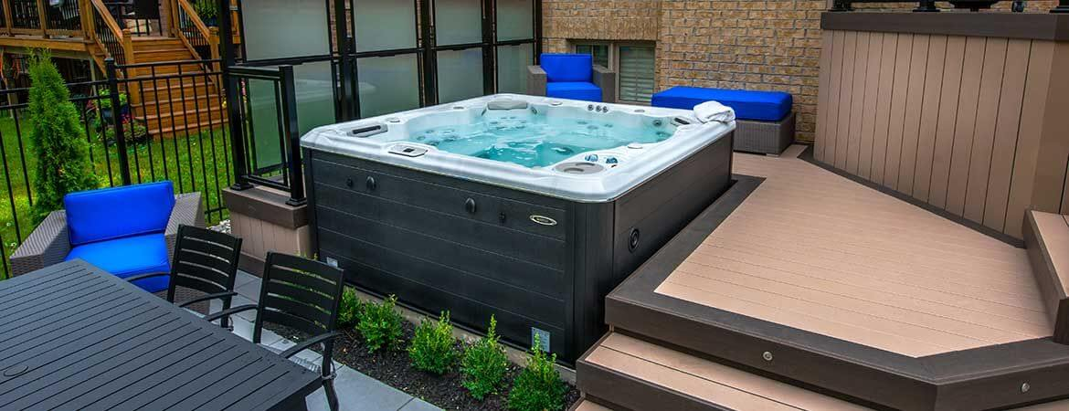 spa jacuzzi 6 places infinity h695