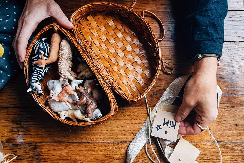 Emballage furoshiki