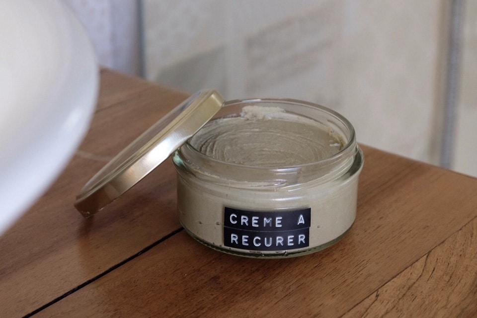 Crème à récurer maison