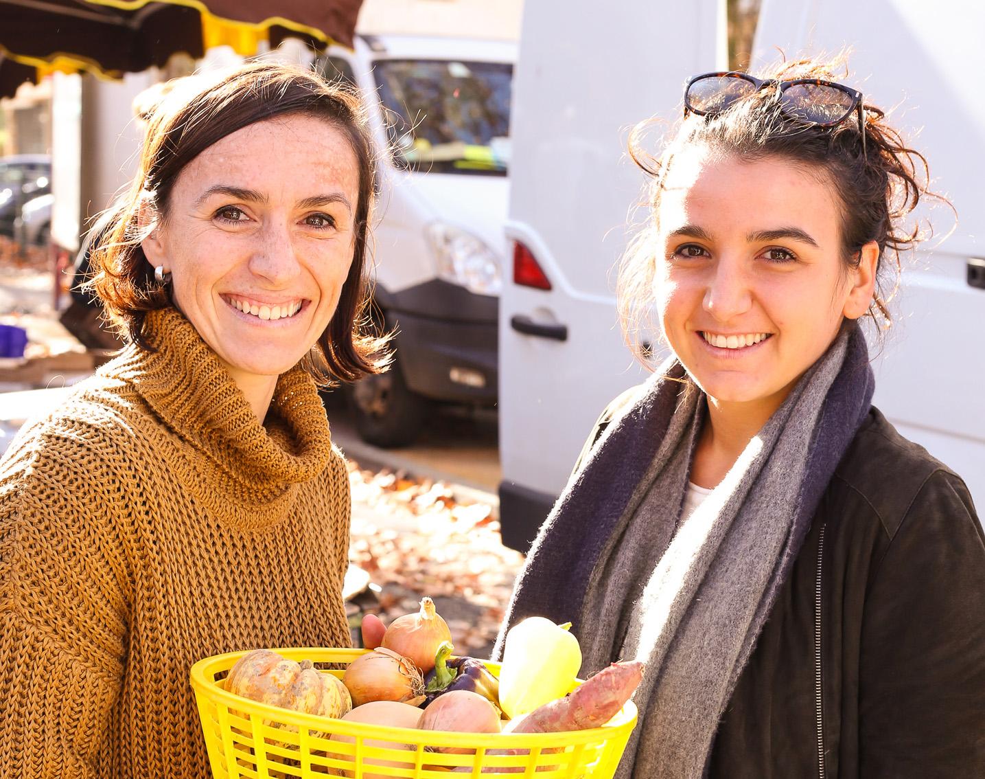 Claire et Camille, 2 soeurs blogueuses zéro déchet