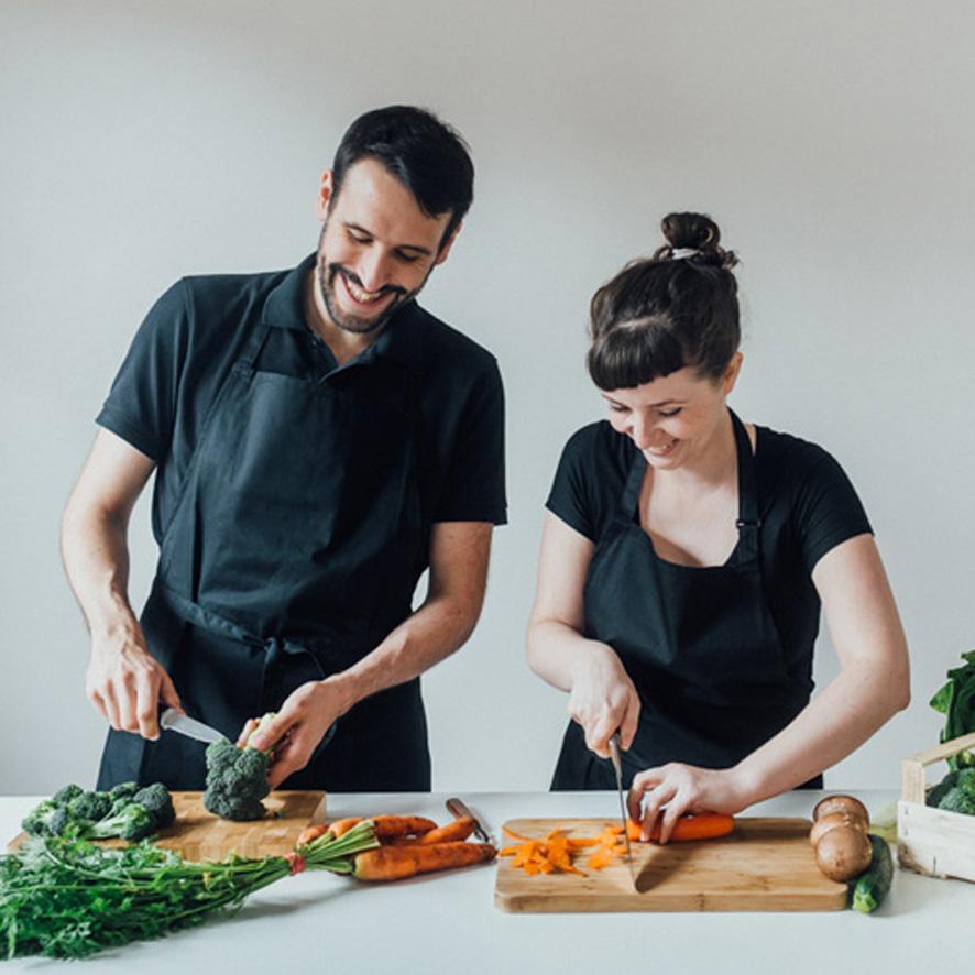 Cours de cuisine végétale à Toulouse avec Comme une poule