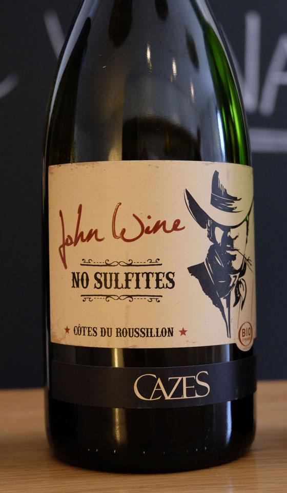 Vin en biodynamie, John Wine