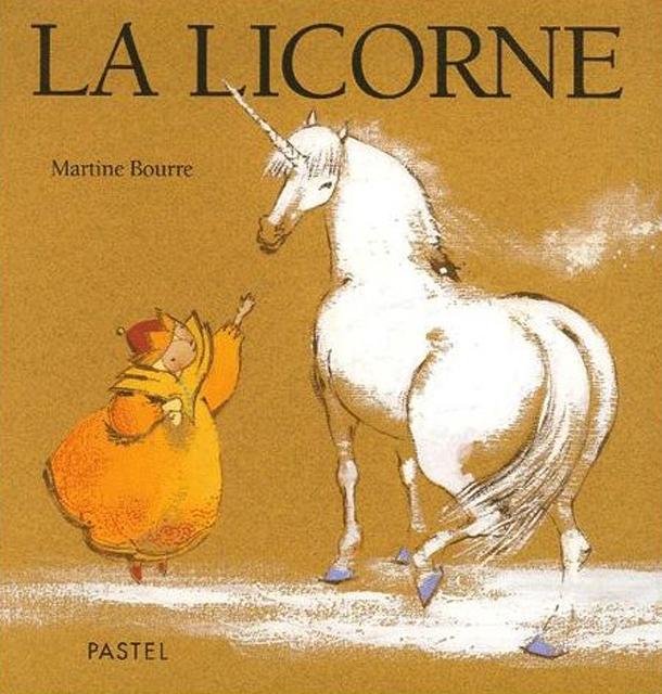 La couverture du livre La Licorne