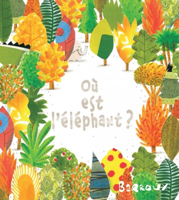Sélection livres enfants sur l'écologie - Où est l'éléphant