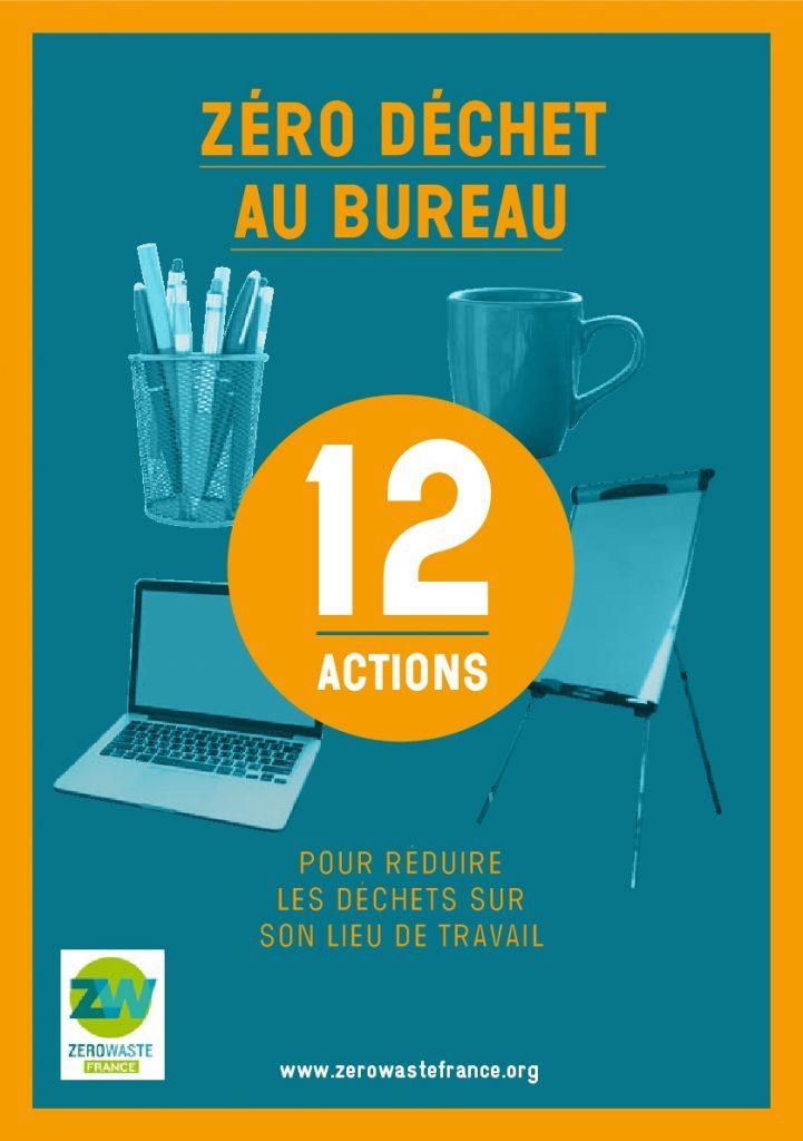 Guide Zero Waste France Zéro Déchet au Bureau