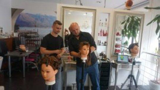 Szkolenie ze stylistą Maciejem Mielnikiem 2