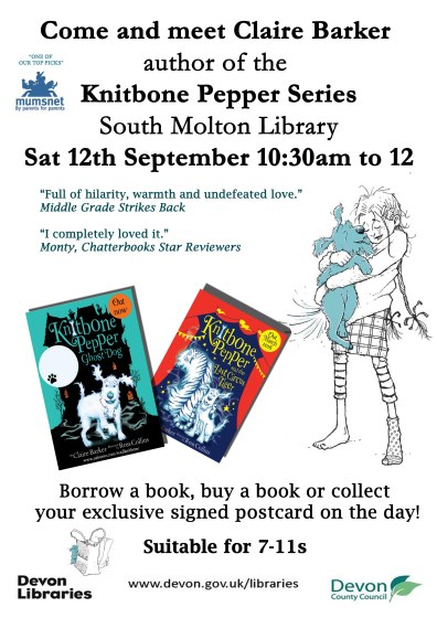 library poster sept1