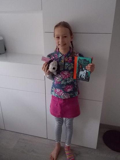 Emma being Winnie for World Book Day