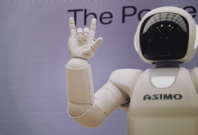 Asimo Library of All Blogs