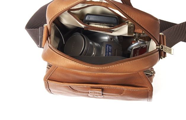 Classic Man Bag | Claire Chase