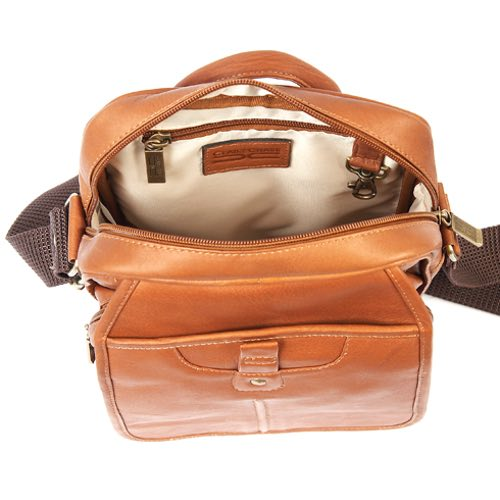 Claire Chase | Classic Man Bag