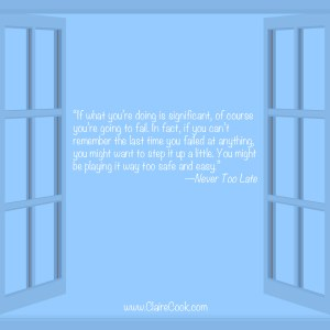 Quotes eCards Claire Cook