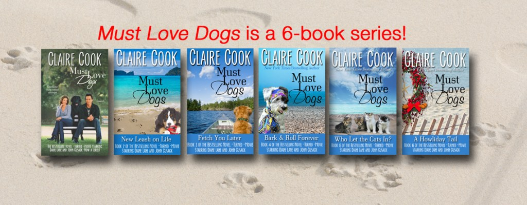 Must Love Dogs series