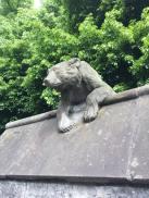 Stone bear