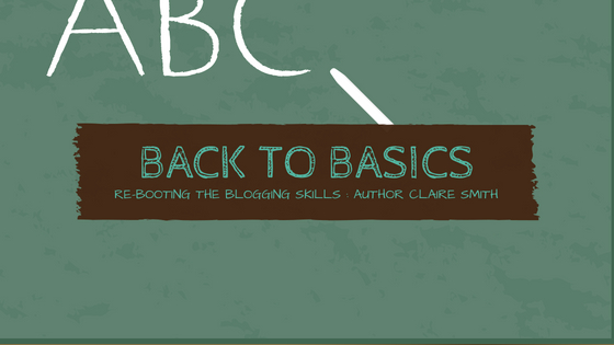 Back to the Basics! BLOGGING! Or – why I don't have a fancy URL anymore.