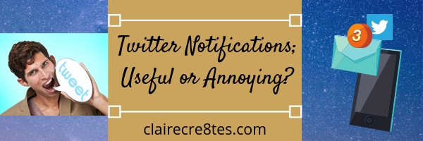 #Twitter #Notifications … Are They Useful or Annoying? #SocialMediaTip