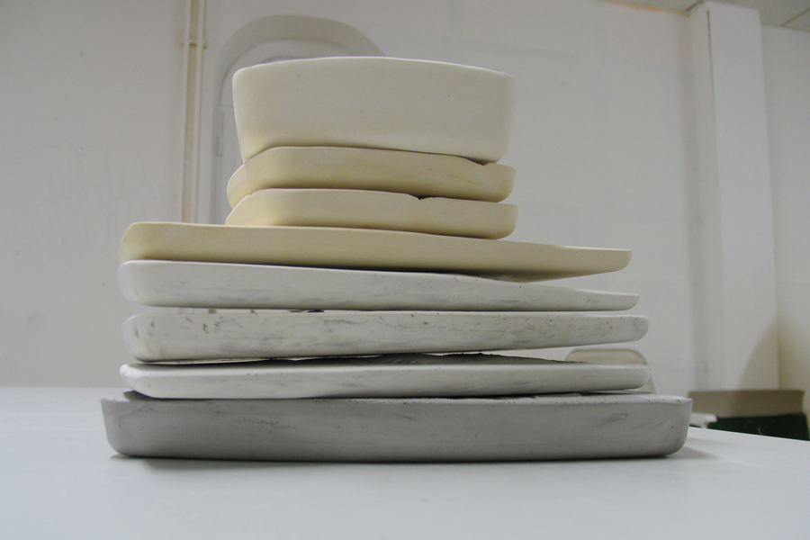 Collectes: Empreintes textiles