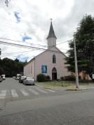 A German-looking church.