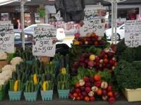 Fresh vegetables!